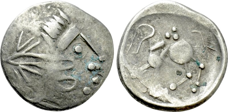 EASTERN EUROPE. Imitations of Philip II of Macedon (2nd century BC). 'Tetradrach...