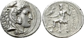 KINGS OF MACEDON. Alexander III 'the Great' (336-323 BC). Tetradrachm. Ecbatana.