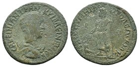CILICIA. Tranquillina (Augusta, 241-244). Ae  Condition: Very Fine  Weight:12.91gr  Diameter: 31mm From Coin Fair before 1980's