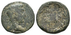 CILICIA. Mopsus. Tiberius (14-37). Ae.  Condition: Very Fine  Weight:10.39gr  Diameter: 23mm Property of a Dutch Collector