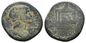 TRAIAN (98-117) Ae 25, Syria,  Condition: Very Fine  Weight:14.9gr  Diameter: 23mm Property of a Dutch Collector