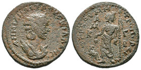 Tranquillina Æ32 of Tarsus, Cilicia. AD 241-244.   Condition: Very Fine  Weight:11,04gr  Diameter: 28mm From Coin Fair before 1980's