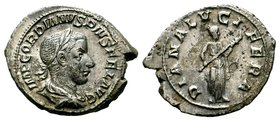 Gordian III AR Silver. Rome, AD 241-243.
