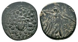 PONTUS. Komana. Time of Mithradates VI Eupator.120-63 BC.AE Bronze   Condition: Very Fine  Weight: 4.45 gr Diameter: 20.97 mm