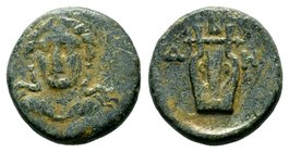 Troas. Alexandreia circa 164-135 BC.AE Bronze   Condition: Very Fine  Weight: 3.58 gr Diameter: 16.50 mm