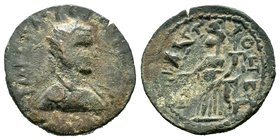Pisidia, Antiochia. Volusian, AD 251-253 Condition: Very Fine  Weight: 5.93gr Diameter:23mm