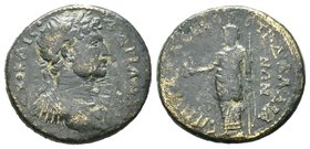 Lydia, Daldis. Hadrian, AD 117-138 Condition: Very Fine  Weight: 8.09gr Diameter:23.50mm