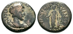 Galatia, Tyana. Hadrian, AD 117-138 Condition: Very Fine  Weight: 7.62gr Diameter:21mm