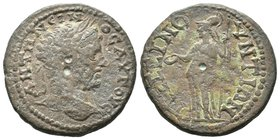 Galatia, Pessinus. Caracalla, AD 198-217 Condition: Very Fine  Weight: 15.71gr Diameter:30mm
