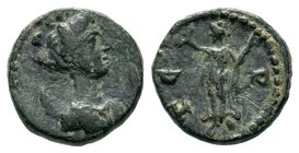 Lycia, Termessus Minor(?). Pseudo-autonomous issue, 2nd century AD. Seemingly unpublished Condition: Very Fine  Weight: 2.25gr Diameter:13mm