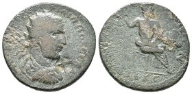 Philip I, AD 244-249 Condition: Very Fine  Weight: 17.90gr Diameter:31mm