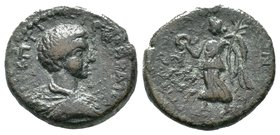 Cilicia, Epiphaneia. Geta, as Caesar, AD 198-209 Condition: Very Fine  Weight: 7.22gr Diameter:21mm