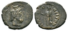 Phrygia, Hierapolis. Pseudo-autonomous issue, 2nd-3rd centuries AD Condition: Very Fine  Weight: 3.67gr Diameter:18mm