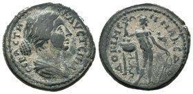 Phrygia, Docimeum. Faustina II, Augusta, AD 147-175 Condition: Very Fine  Weight: 11.88gr Diameter:27mm