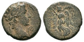Phrygia, Acmoneia. Augustus, 27 BC-AD 14 Condition: Very Fine  Weight: 5.16gr Diameter:18mm