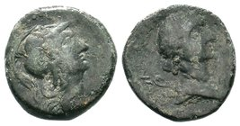 PHRYGIA, Hierapolis. Autonomous Issue. Circa 2nd Century AD. Æ Condition: Very Fine  Weight: 5.10gr Diameter:19mm