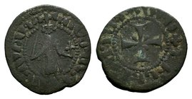 Gosdantin I AE Kardez Cilician Armenia Sis 1298-1299 AD.   Condition: Very Fine  Weight: 2.45 gr Diameter: 22 mm