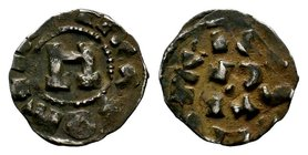 Crusader States, Principality of Antioch. Ar Lucca, A.D. 1104-1112.  Condition: Very Fine  Weight: 1.00 gr Diameter: 17 mm