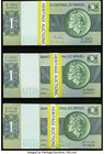 Brazil Banco Central Do Brasil 1 Cruzeiro ND (1970-72) Pick 191 430 Notes Crisp Uncirculated.   HID09801242017