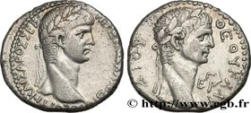 NERO and CLAUDIUS Type : Tétradrachme syro-phénicien  Date : 56-57  Mint name / Town : Antioche, Syrie, Séleucie et Piérie  Metal : silver  Diameter :...