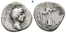 Eastern Europe. Imitation of a roman Denarius AD 130-180. Denarius AR