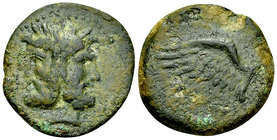 Panormos AE24, after 241 BC 