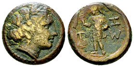 Sestos AE17, c. 300 BC 