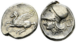Anaktorion AR Stater, c. 350-300 BC 
