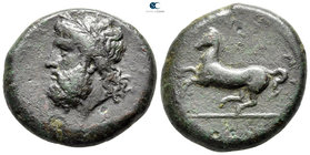 Sicily. Syracuse. Timoleon and the Third Democracy 344-317 BC. Dilitron Æ