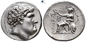 Kings of Pergamon. Pergamon. Attalos I 241-197 BC. In the name of Philetairos. Tetradrachm AR