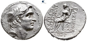 Seleukid Kingdom. Antioch on the Orontes. Demetrios I Soter 162-150 BC. dated SE 161 = 152/1 BC. Tetradrachm AR