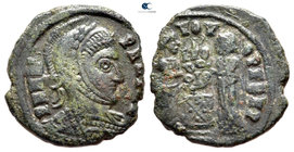 Eastern Europe. Imitating Constantine I Follis AD 330-360. Follis AE