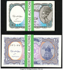 A Sizable Offering of Small Change Notes from Egypt. Crisp Uncirculated.   HID09801242017