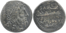 SELEUKID KINGDOM. Antiochos I Soter (281-261 BC). Ae. Antioch on the Orontes.