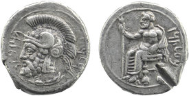CILICIA, Tarsos. Pharnabazos. Persian military commander, 380-374/3 BC. AR Stater