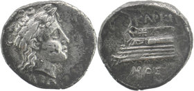 BITHYNIA, Kios. Circa 350-300 BC. AR Drachm