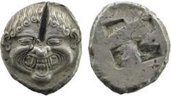 MACEDON, Neapolis. Circa 525-450 BC. AR Stater