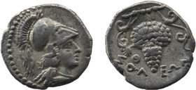 CILICIA, Soloi. Circa 410-375 BC. AR Obol