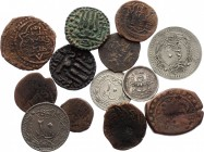 World Lot of 13 Coins 