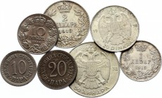 Yugoslavia Lot of Old Currency 1912 - 1938