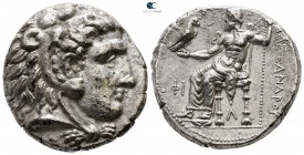 Kings of Macedon. Uncertain mint in Cilicia. Philip III Arrhidaeus 323-317 BC. In the name and types of Alexander III. Struck under Philoxenos, circa ...
