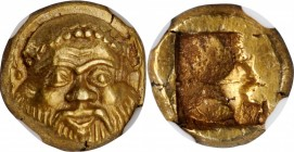IONIA. Phokaia. EL Hekte (2.59 gms), ca. 521-478 B.C. NGC Ch AU, Strike: 4/5 Surface: 5/5.