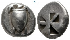 Islands off Attica. Aegina circa 510-490 BC. Stater AR