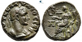 Egypt. Alexandria. Claudius Gothicus AD 268-270. Dated RY 2=AD 269/270. Billon-Tetradrachm