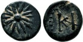 BITHYNIA. Kios. Ae (3rd century BC). ??  Condition: Very Fine  Weight: 1.8 gr Diameter:12 mm
