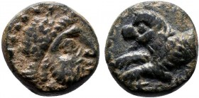 Greek Uncertain Coin RARE!  Condition: Very Fine  Weight: 3.2 gr Diameter: 12 mm