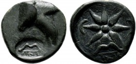 PONTOS. Amisos. Ae (85-65 BC).   Condition: Very Fine  Weight: 3.0 gr  Diameter: 15 mm
