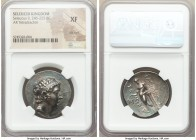 SELEUCID KINGDOM. Seleucus II Callinicus (246-225 BC). AR tetradrachm (29mm, 11h). NGC XF, die shift. Perhaps Magnesia on Mt. Sipylus, before the revo...