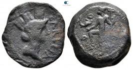 Iberia. Carteia after 44 BC. Bronze Æ