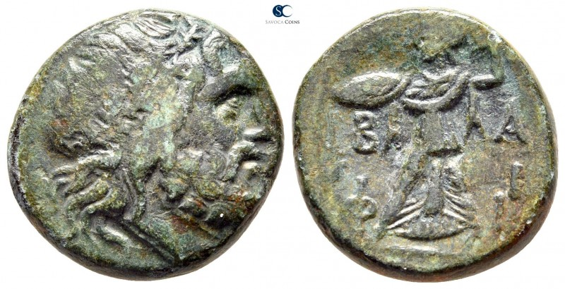 Kings of Macedon. Uncertain mint in Macedon. Philip V 221-179 BC. 